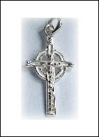 Small Silver Cross