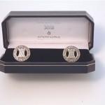 Silver MacLean Cufflinks