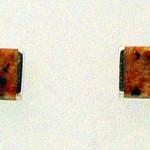 Ross of Mull granite earstuds