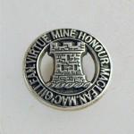 Silver MacLean Laple pin