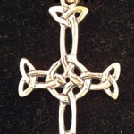Silver Open St Columba's Cross