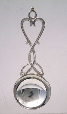 Traditional Silver Christening Spoon