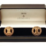 Gold MacLean Cufflinks