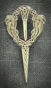 HEBRIDEAN KILT PIN