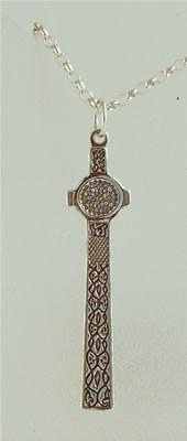 Silver MacLean's Cross